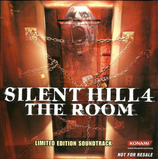 Silent Hill OST [1/3]: Original Soundtracks (5/6)