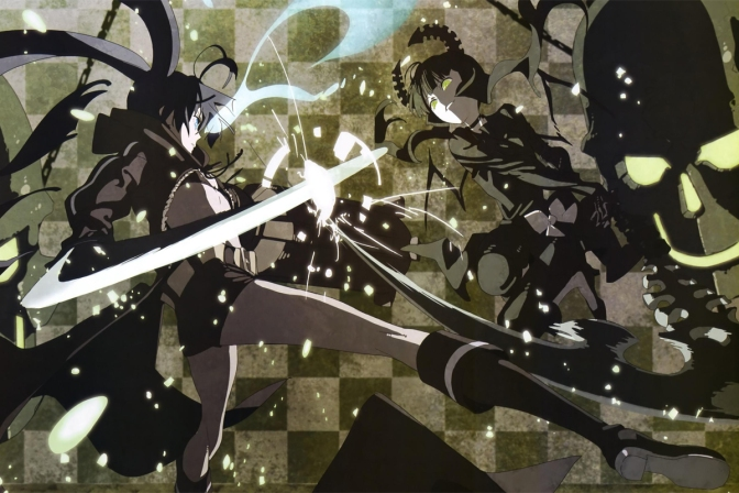 219. Black★Rock Shooter OST