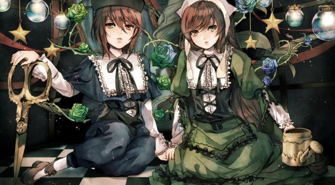 179. Rozen Maiden OST [2/2]: Character Drama
