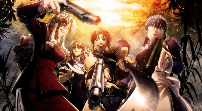 007. Black Lagoon OST