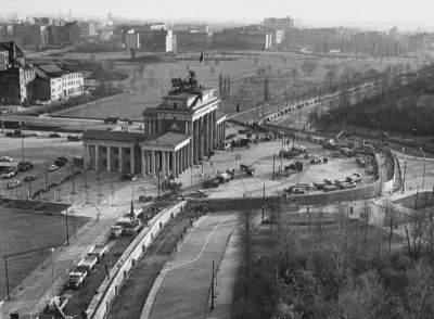 EXPOSICIÓN FOTOS MURO BERLÍN