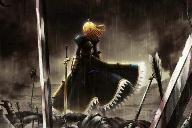 168. Fate/Zero OST