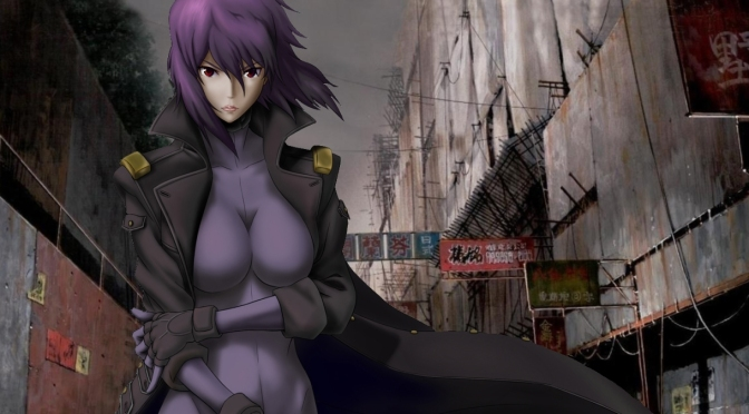 015. Ghost in the Shell OST