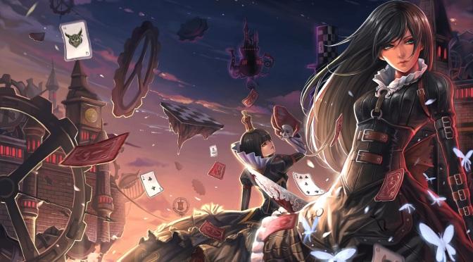 048. Alice Madness Returns OST