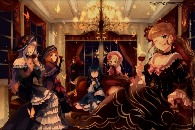[PC] Visual Novel: Umineko No Naku Koro Ni