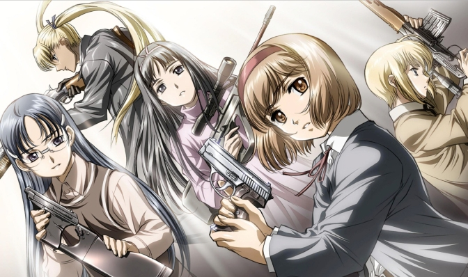 047. Gunslinger Girl OST
