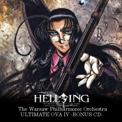 01-cd4-front - Hellsing [Openings] [Endings] & [Ost] - Música [Descarga]