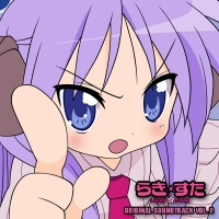 117. Lucky☆Star OST