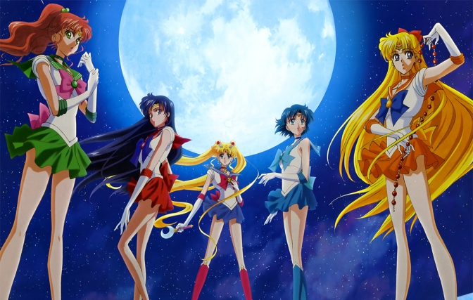 sailor moon wallpapers