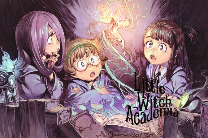 224. Little Witch Academia OST