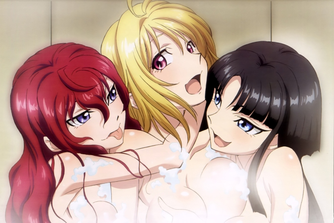 251. Cross Ange OST